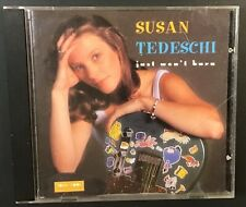 SUSAN TEDESCHI Just Won't Burn CD VG+ 1998 Tone-Cool TC 1164 Sean Costello