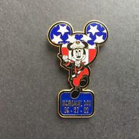 DLR - Memorial Day 2002 Mickey Mouse Limited Edition 3500 Disney Pin 12030