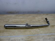 1972 Yamaha DS7 250 YDS7 Y360-7a. right exhaust header muffler tail pipe