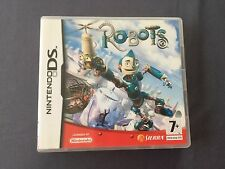 NINTENDO DS ROBOTS - caja + instrucciones castellano