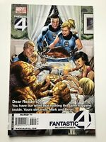Fantastic 4 #564 Marvel Comics High Grade