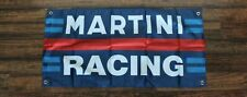 Martini Racing Banner Flag Race Team Formula 1 One F1 Motorsport Automotive Car