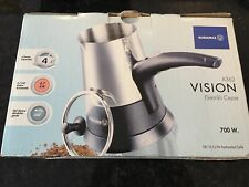 Korkmaz 18/10 Stainless Steel Turkish Coffee Maker 4 Cups