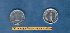 FDC - 1 Centime Epi 1981 FDC 26 000 Exemplaires Scéllée provenant du coffret FDC