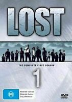 Lost - The Complete First Season (DVD, 6 Disc Set, 2008, R4) - Used GC