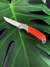 M3 Einhandmesser,Rettungsmesser, Knife, Outdoor Camping Messer, Jagdmesser