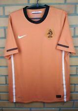 Holland Netherlands jersey medium 2010 2012 home shirt 376906-815 soccer Nike