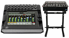New Mackie DL1608 Lightning 16-Ch Digital Live Sound Mixer w/ lPad Control+Stand