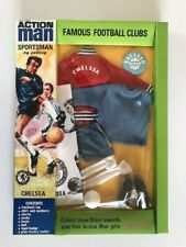 Vintage Action Man 40th Chelsea Footballer Outfit