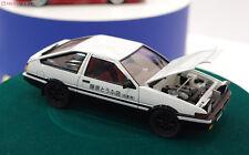 Aoshima 1/24 Model Car Kit Initial D Toyota Sprinter Trueno AE86 Fujiwara Takumi