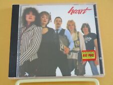 """Greatest Hits / Live"" by Heart (CD, Epic)"