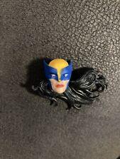 Marvel Legends X-23 Wolverine HEAD - Spider Storm Captain woman Girl