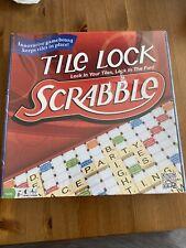 Tile Lock Scrabble Brand New Sealed