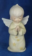 """The Christopher Collection """"Now I Lay Down to Sleep"""" Porcelain Figurine"""