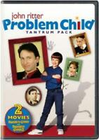 Problem Child 1 and 2 Tantrum Pack John Ritter Dvd Comedy