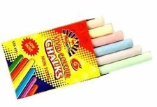 Paquete De 6 fosfatadas Caja Para Niños Niños Escuela de Artes y Artesanía Colores Surtidos