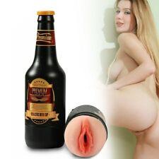 Ultimate Pocket Pussy Fake Realistic Vagina Fleshlight Masturbation Sex Toy US