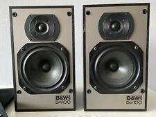 BOWERS & WILKINS B&W DM 100 Kompakt Lautsprecher