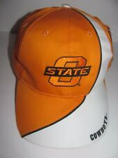 NCAA BIG 12 OKLAHOMA STATE COWBOYS Cap/Hat in Team Colors w/ FREE SHIPPING
