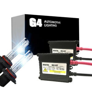 G4 AUTOMOTIVE H4 9003 Premium HID Kit AC Headlight All Color for Toyota Tundra
