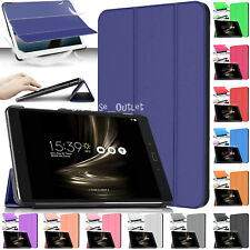 """Leather Magnetic Smart Stand Case Cover For Asus Zenpad 3S 10 Z500M 9.7"""" Inch"""