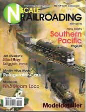 N Scale Railroading 28 Southern Pacific SP Mud Bay Logger T Shank Coupling Coal