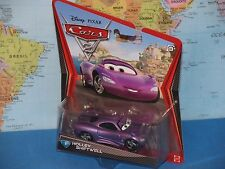 DISNEY PIXAR CARS 2 HOLLEY SHIFTWELL #5 PURPLE BRAND NEW & RARE