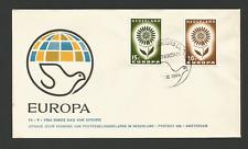FDC - 1er jour 1964 EUROPA Pays-Bas Nederland /L1097