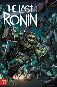 IDW Comics TMNT Teenage Mutant Ninja Turtles The Last Ronin 2 Cover A IN-STOCK