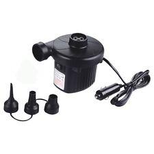 portable électrique 12V AIR Pompe pour Gonflable Matelas Gonflable Bateau