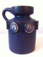 Ceramano Keramik Vase Castell Welling 70er 60er70s roth Fat Lava bay carstens