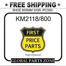 KM2118/800 - SHOE 800MM 3/GR -PC300- 2073261320 for KOMATSU