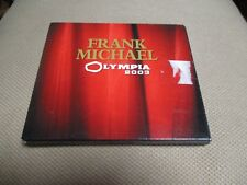 "COFFRET 2 CD DIGIPACK ""FRANK MICHAEL - OLYMPIA 2003"""