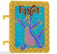 New Disney A World of Magic Figment EPCOT Passholder Exclusive 2013 Pin