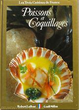 Poissons et Coquillages  - Les trois Cuisines de France - Gault Millau - 1988