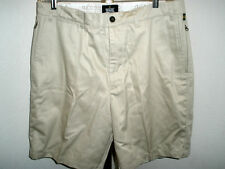 Excellent Mens National Geographic Travel Collection Tan Shorts Size 36