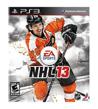 NHL 13 Sony PERFECT Disc PlayStation 3 Complete CIB VERY Fast Shipping World!!!