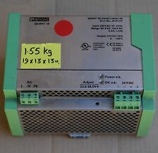Phoenix Contact QUINT 10 D0012658 78-104-3300 Rack mount power supply