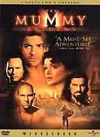 The Mummy Returns (DVD Bilingual) Free Shipping in Canada