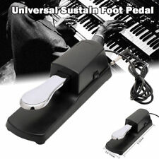 Durable Electronic Piano Keyboard Sustain Pedal for Yamaha Casio Korg Roland