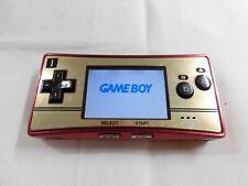 X4930 Nintendo Gameboy micro console Famicom color Japan x