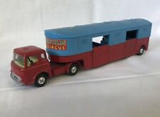 Corgi Toys LKW Chipperfield Circus