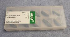 WIDIA     CARBIDE INSERTS    582108      GRADE  M43    PACK OF 10