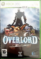 OVERLORD II Microsoft Xbox 360 2009 -PAL-