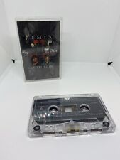 Boyz II Men The Remix Collection Tested R&B Hey Lover Etc Cassette Tape