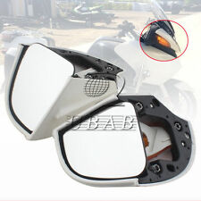 Pair Rear View Side Mirrors W/ Amber Turn Signal for BMW RT R1100 RTP R1150 RT