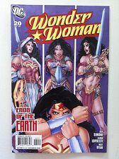 WONDER WOMAN (2006) #20 GAIL SIMONE AARON LOPRESTI 1ST PRINTING VF+ DC COMICS