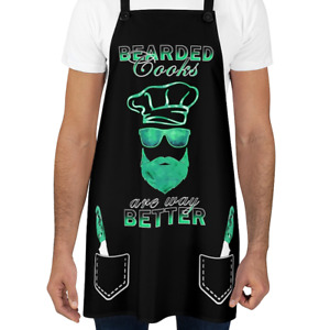 Aprons for Men, Chef Apron, BBQ Aprons for Men, Funny Apron, Kitchen Aprons for