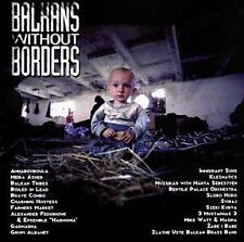 NEW Balkans Without Borders (Audio CD)