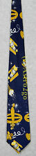 HUBBLE SPACE TELESCOPE STATION SATELLITE ASTRONOMY SCIENCE ICISSA Necktie RARE!